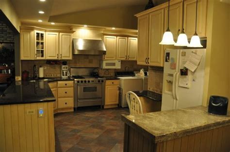 painting knotty pine kitchen cabinets 1000 images about knotty pine kitchen makeovers on