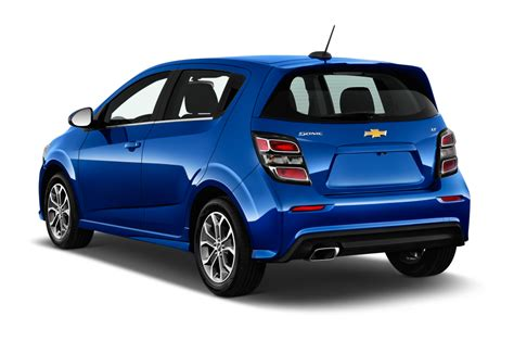 2018 Chevrolet Sonic Reviews And Rating  Motor Trend