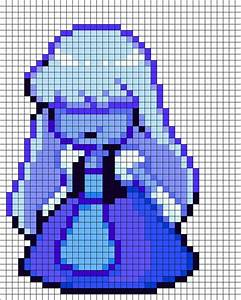 pixel art templates cute rosalina - Google Search ...