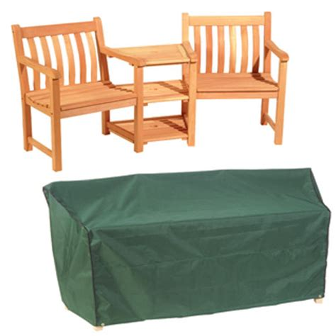 bosmere conversation seat cover polyester breathable
