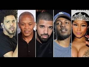 Best Rap Album Nominees for 2016 Grammy Awards Category ...