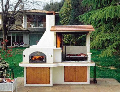 small backyard kitchen grillkamin selber bauen diy vs profi bausatz