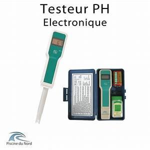 testeur ph electronique ziloofr With testeur de ph electronique pour piscine