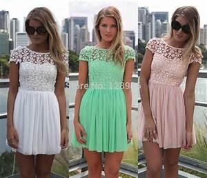 Short Summer Dresses For Women or 2016-2017 - Fashion & Fancy