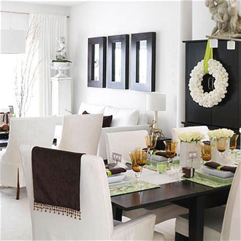 modern christmas decor decorate  home  contemporary