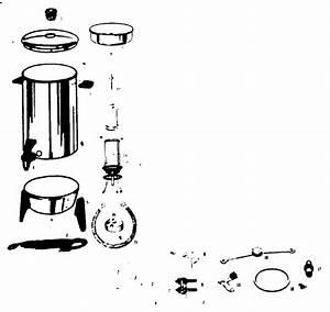 Kenmore Electric Percolator Parts