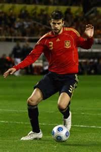 Gerard Pique Spain Soccer Team