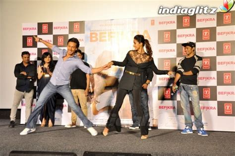 Events  Tiger Shroff & Disha Patani At Launch Of Single