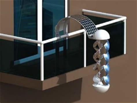 mini eolico da terrazzo eolico da balcone di approfondimento sulle fonti