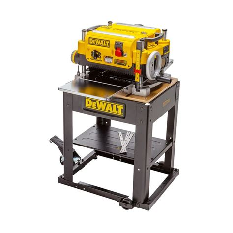 dewalt dwx   speed planer includes knives table  stand