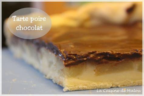 livres cuisine thermomix tarte poire chocolat fondante la cuisine de malou