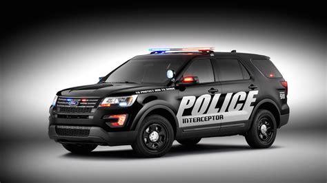 2016 Ford Police Interceptor Wallpaper
