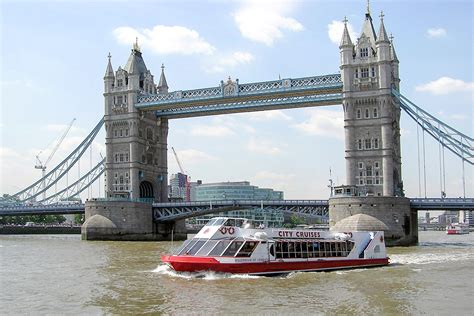 Boat Tour River Thames by Thames Cruise Sightseeing River Rover Ticket For Two