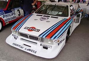 1983 Lancia Beta Montecarlo And 1982 Lancia 037 At Plan