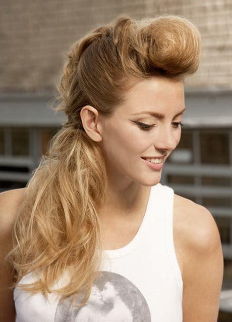 schicke frisuren fuer lange haare