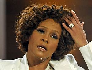 whitney houston in rehab for drug and alcohol treatment With whitney houston wedding ring