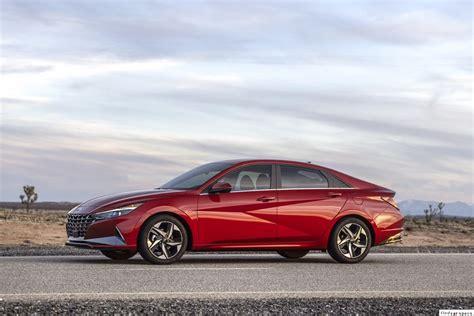 Hyundai - Elantra VII (CN7) - 1.6 Gamma (128 Hp) (Petrol ...