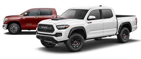 Toyota Truck Models by New Toyota Truck Inventory Available Near Arlington Tx