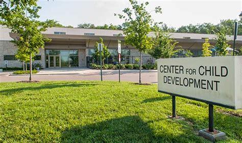 state campus map center  child development