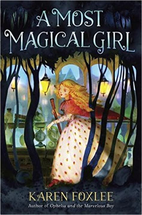 magical girl  karen foxlee