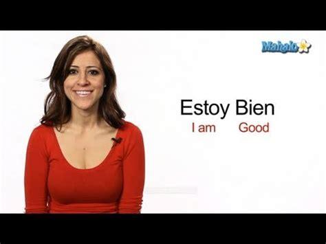 im fine  spanish youtube