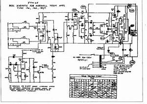 Marshall Bluesbreaker Diagram