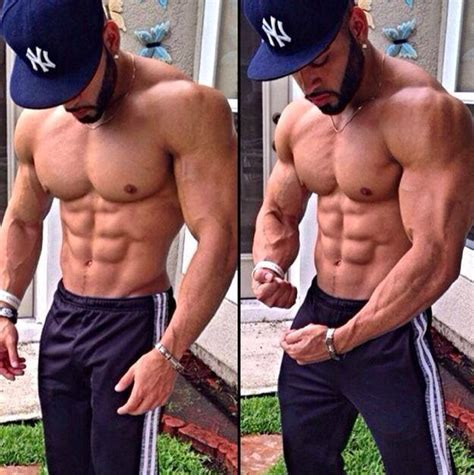 gerardo gabriel fitness model shredded and aesthetic muscle 2017