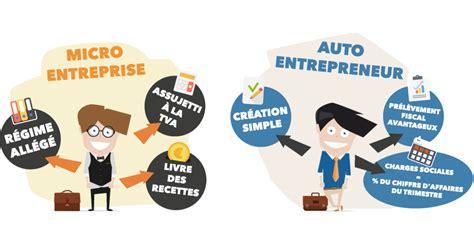 domiciliation si鑒e social micro entreprise auto entrepreneur quelle est la différence