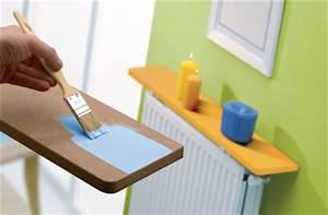 Tablette à Poser Sur Radiateur : tablettes de radiateurs peindre ~ Premium-room.com Idées de Décoration