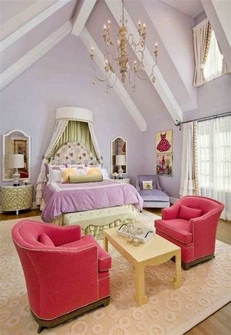 chambre feminine 20 designs splendide de chambre ado fille