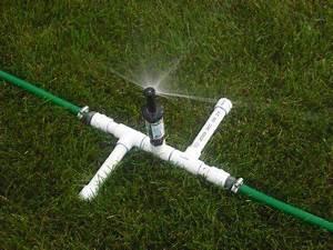 DIY Sprinkler System