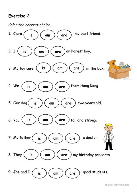 present simple verb    images english