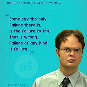 19 Quotes By Dw... Good Dwight Quotes