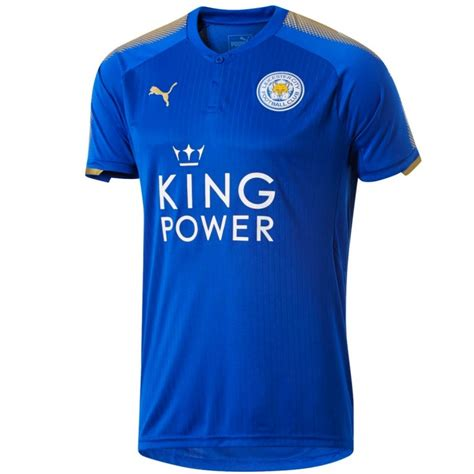 For the latest news on leicester city fc, including scores, fixtures, results, form guide & league position, visit the official website of the premier league. Camiseta Leicester City FC primera 2017/18 - Puma ...