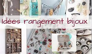 Idée Rangement Chaussures A Faire Soi Meme : id es rangement bijoux faire soi m me organisation maison ~ Dallasstarsshop.com Idées de Décoration