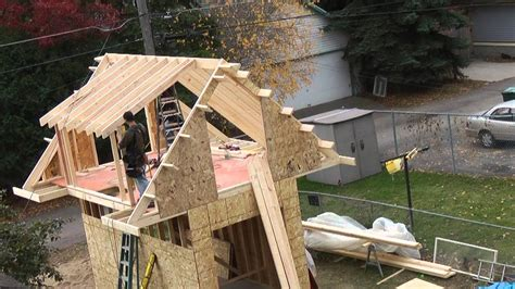 how to build a barn roof shed building a shed