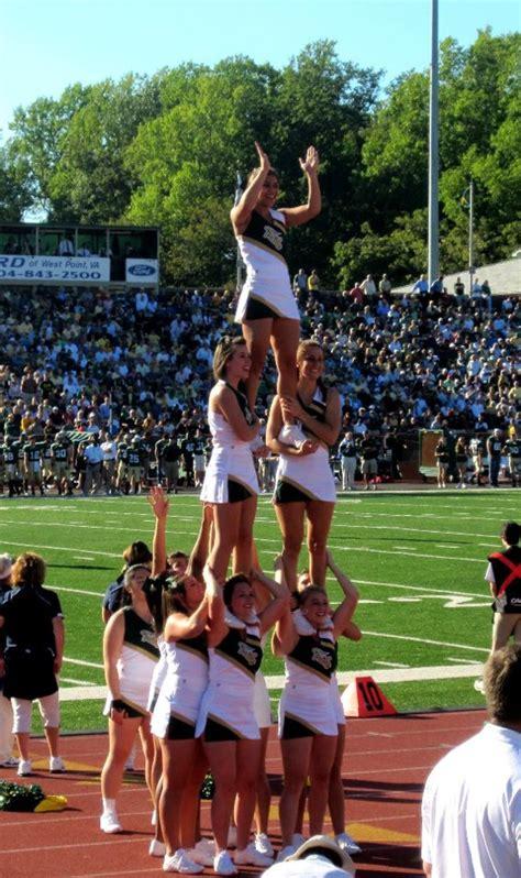Throwback Photos! - William & Mary Tribe Cheerleading