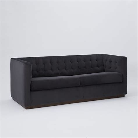 west elm rochester sofa sleeper rochester sleeper sofa west elm