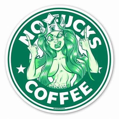 Coffee Cks Sticker Template