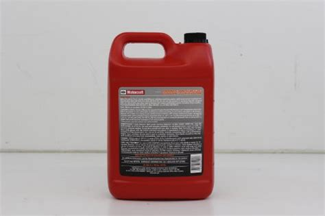 Genuine Ford Fluid Vc-3dil-b Orange Pre-diluted Antifreeze