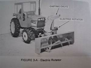 Allis Chalmers Snow Thrower Manual