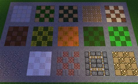 Minecraft Modern Floor Designs by Floor Small Patterns Minecraft Tutorials 404games