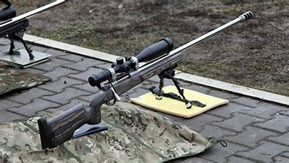 Sniper Rifle Weapon Lethal Russian Orsis Precision