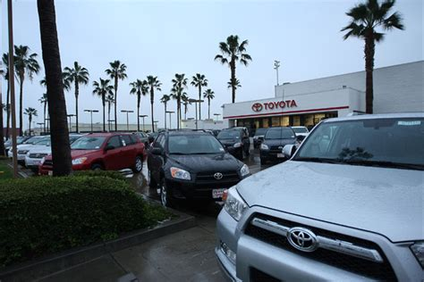 local toyota dealers southeast toyota dealers pull ads from local abc stations