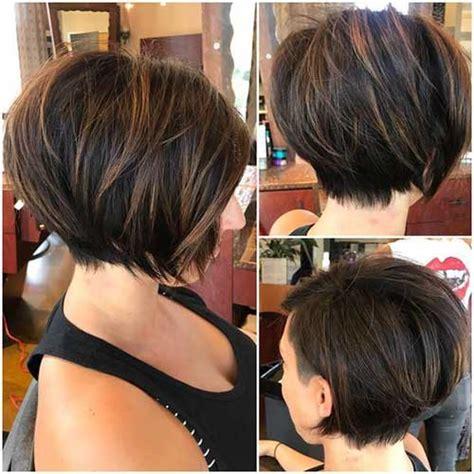 dernieres coupes de cheveux brun fonce  vous devez voir