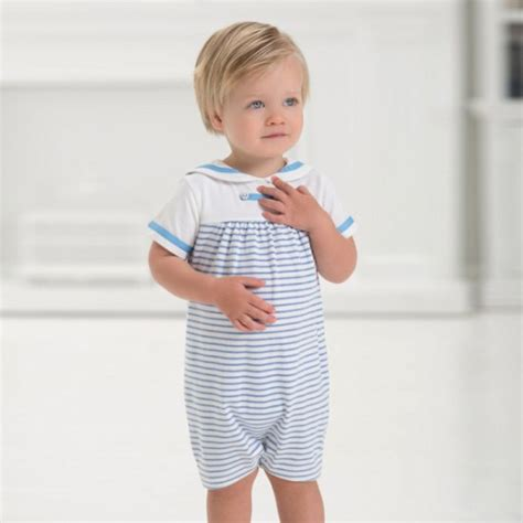 baby boy jumpsuit db1014 baby rompers
