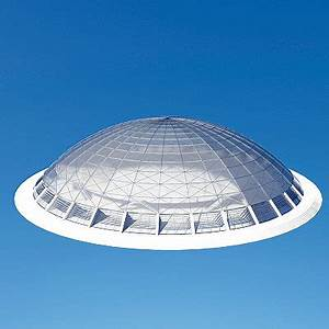 multi purpose hall dome cupola 3ds With cupola purpose