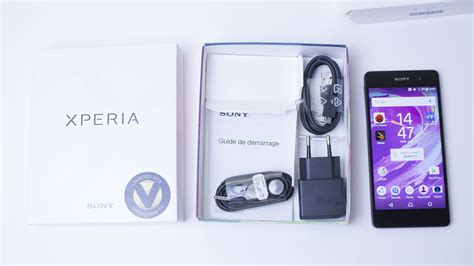 Sony Xperia E5 Teszt