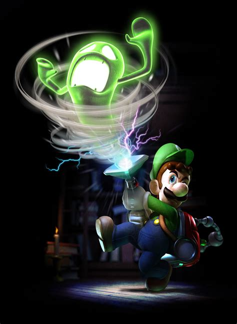 7 And 7 Review Luigis Mansion 2 Dark Moon Nerds On The