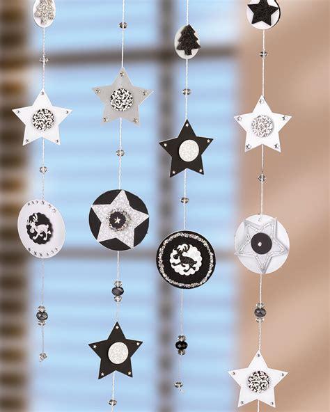 Deko Weihnachten Fenster by Weihnachtliche Fensterdeko Aus Papier Idee Mit Anleitung